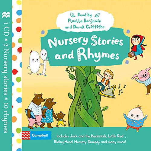 Nursery Stories and Rhymes cover art