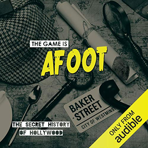 The Game is Afoot cover art