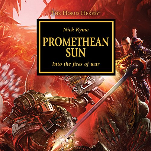 Promethean Sun audiobook cover art