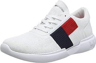Tommy Hilfiger Lightweight Runner Flag Knit Men's Sneakers