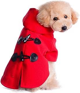 Alfie Pet - Meave Coat - Color: Red