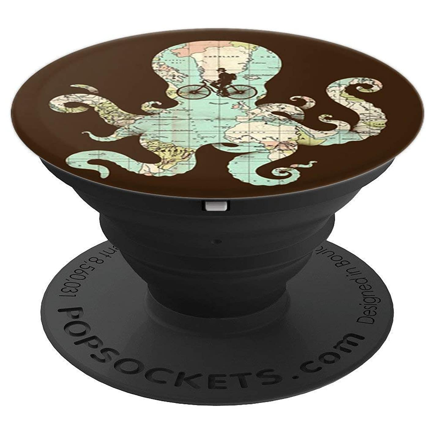 Pop Socket Popsockets Octopus Map Mount Holder - PopSockets Grip and Stand for Phones and Tablets q96839024843