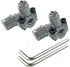 "(2 PACK) BPV-31 Bullet Piercing Valve 3 in 1 Access Replacements for Air Conditioners HVAC 1/4"", 5/16"", 3/8"" Tubing"