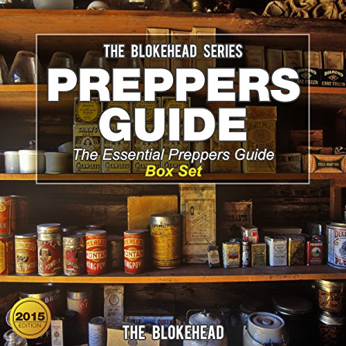 Preppers Guide: The Essential Preppers Guide Box Set audiobook cover art