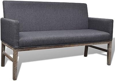 Novohogar Elegante Sofá Cama 3 Plazas Malmö Confortable y ...