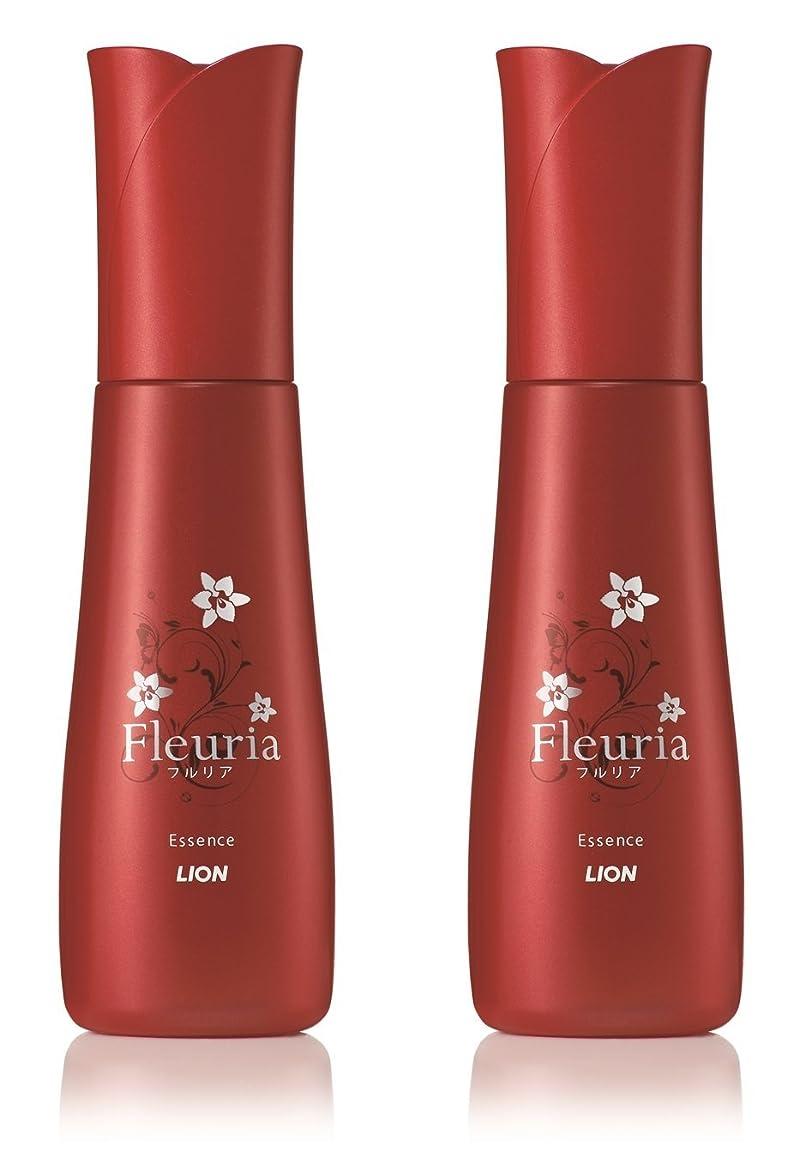 喉が渇いたプレゼン増幅するライオン 育毛剤 フルリア薬用育毛エッセンス [医薬部外品] 90ml 2本セット(約2ヶ月分)