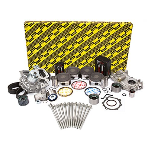 Evergreen OK9010M/2/2/2 02-05 Subaru Impreza WRX Saab 9-2X Turbo USDM 2.0 DOHC 16V EJ205 Master Overhaul Engine Rebuild Kit