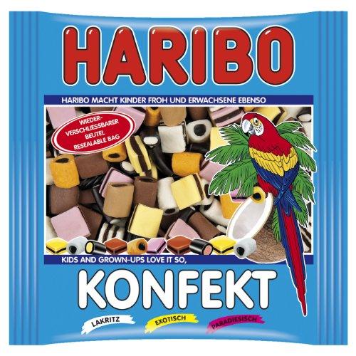 Haribo Konfekt, 3er Pack (3 x 500 g Beutel)