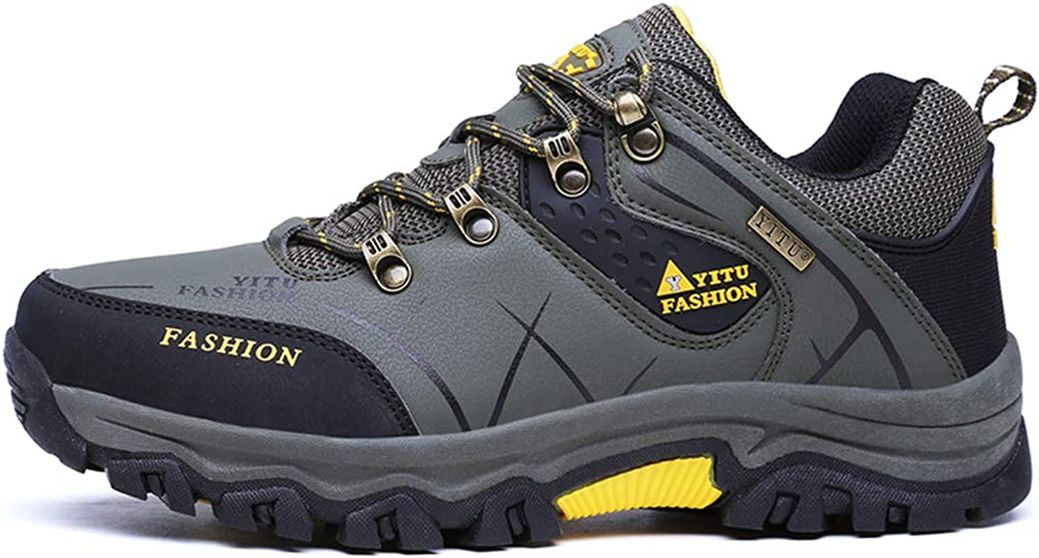 Men Hiking shoes Mountain Athletic Hunting Boots Sport Climbing Trek Sneakers