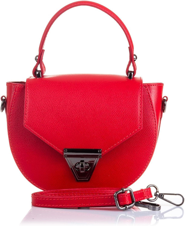 FIRENZE ARTEGIANI, Damen Damen Damen Tote-Tasche rot B0777R7G7L  Großhandel 71c133