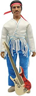 MUSIC LEGENDS MEGO 2018 RELEASE LIMITED EDITION EXCLUSIVE JIMI HENDRIX FIGURE (NOTE EACH FIGURE IS LIMITED TO 10000 FIGURES)