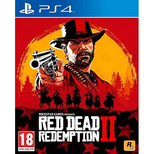 Red Dead Redemption 2 PS4 Game a buen precio