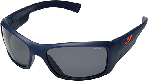 Blue Frame with Polar Junior Lenses