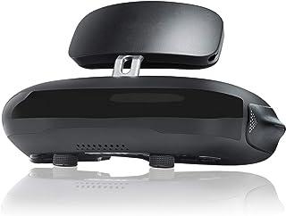 VRヘッドセット3Dシアターゴーグル、3Dビューアのサポートブルーレイプレーヤー1920 x 1080 x 2 HDスクリーン4K、セットトップボックスDJIドローンPS4 Xbox PCニンテンドースマートフォンに対応
