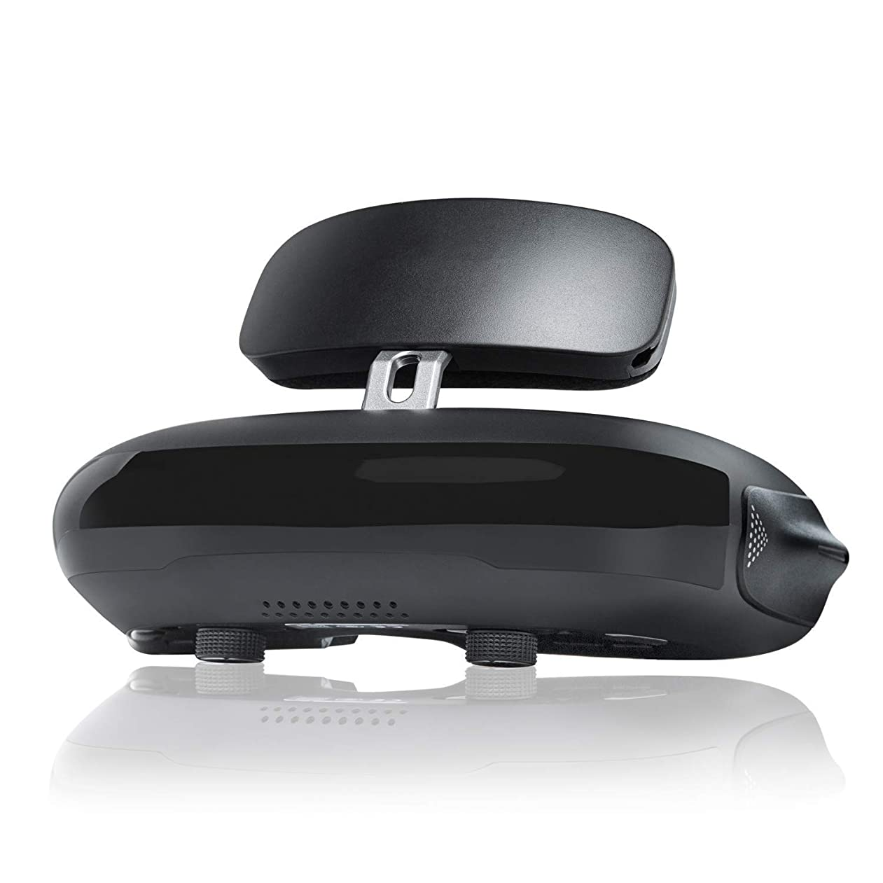 調停者滞在採用するVRヘッドセット3Dシアターゴーグル、3Dビューアのサポートブルーレイプレーヤー1920 x 1080 x 2 HDスクリーン4K、セットトップボックスDJIドローンPS4 Xbox PCニンテンドースマートフォンに対応