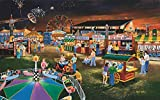 Evening at The Country Fair 300 pc Jigsaw Puzzle by SunsOut