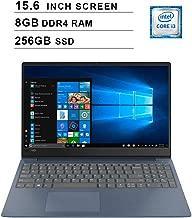 2019 Lenovo Newest Preimum Ideapad 330s 15.6 Inch Laptop (Intel Dual Core i3-8130U up to 3.40GHz, 8GB DDR4 RAM, 256GB SSD, Intel UHD 620, WiFi, Bluetooth, HDMI, Windows 10, Blue)