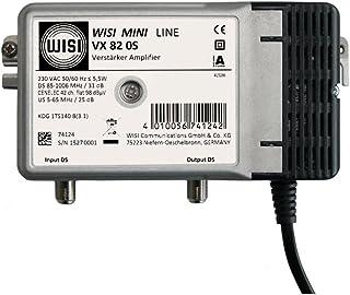Wisi VX 82 0S Hausanschluss verstärker, 1 GHz, Silber