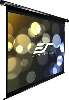 Elite Screens Electric84H Spectrum Series Canvas (diagonaal 213,4 cm (84 inch), hoogte 104,6 cm (41,2 inch), breedte 185,9...