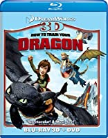 How to Train Your Dragon [Blu-ray] [Import]