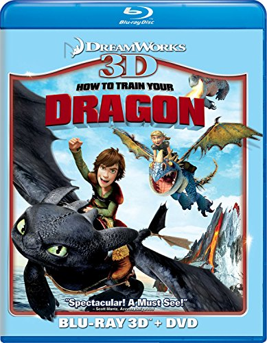 How to Train Your Dragon [Blu-ray] [US Import]