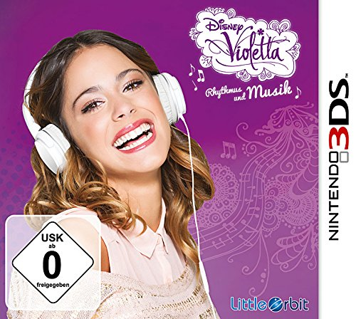 Violetta - Rhythmus & Musik - [Nintendo 3DS]