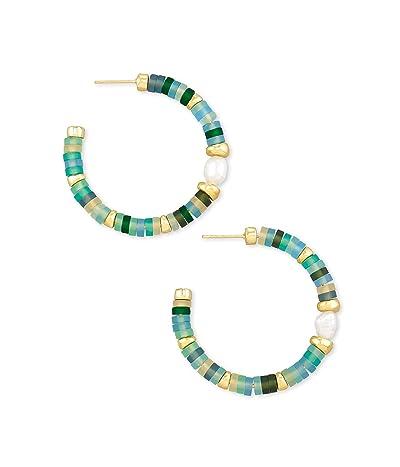 Kendra Scott Lila Hoop Earrings
