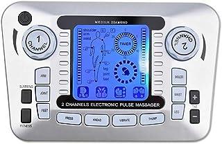 Mini Masajeador Y Estimulador, Electrodos Para Tens, Tens Ems Electroestimulador, Electroestimulador Digital Muscular, Gimnasia Pasiva, Electroestimulacion, Electroestimulador Tens, Tens Fisioterapia