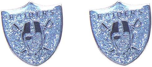 Aminco International NFL Glitter Post Earrings