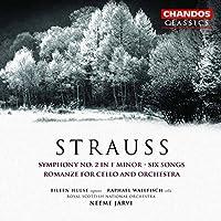 Symphony in F Min / Romanze Cello & Orch