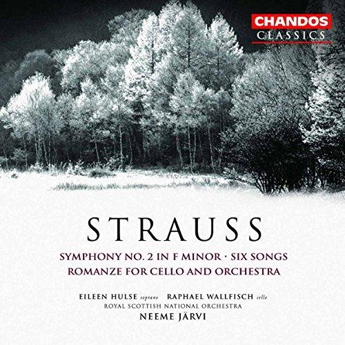 Richard Strauss: Sinfonie Nr.2 / 6 Lieder Op.86/ Romanze F-Dur