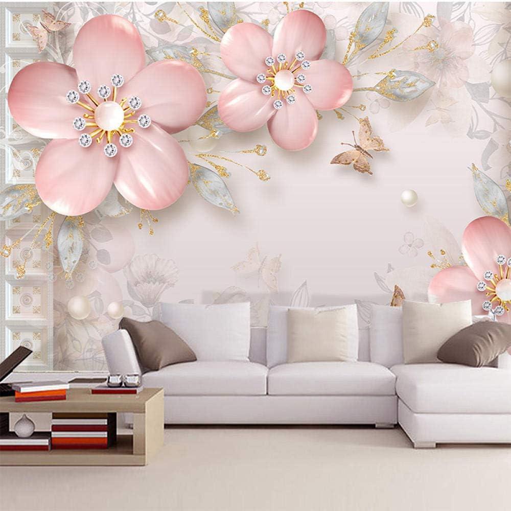 Custom Photo 3D Wallpaper Embossed European Backgr Al sold Colorado Springs Mall out. Tv Retro Plum