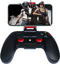 Mando para Android Inalámbrico, Maegoo Bluetooth Móvile Juegos Mando Gamepad Joystick Compatible para iOS(11.3-13.3 Version) iPhone iPad Android Teléfono Tableta