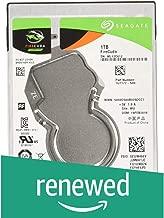 Seagate 500GB FireCuda Gaming SSHD SATA 6Gb/s Flash Accelerated (8GB) Performance Hard Drive (ST500LX025) (Renewed)