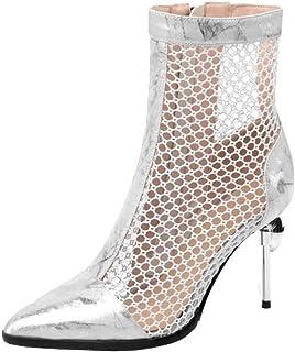 CularAcci Donna Scarpe Spring Stiletto Stivaletti Pumps