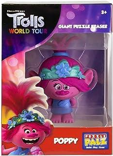Familienkalender Goma de borrar Poppy compatible con DreamWorks Trolls | Escuela | Material Escolar | Goma de borrar | Reg...