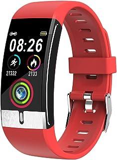 Zeerkeer Reloj Inteligente,ECG+PPG Smartwatch con Pulsómetro,Calorías,Monitor de Sueño Monitores de Actividad Impermeable IP68 Smartwatch Hombre Reloj Deportivo para Android iOS