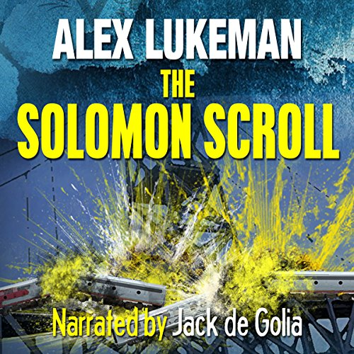 The Solomon Scroll Titelbild