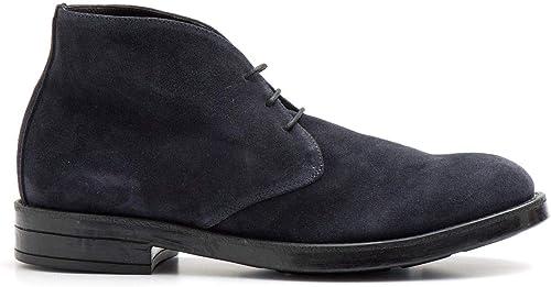 EVEET - azul Suede Eveet Lace up Ankle botas - 18621CañosCIO azul