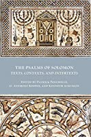 The Psalms of Solomon: Texts, Contexts, and Intertexts