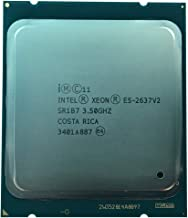 Intel SR1B7 Xeon QC E5-2637 v2 3.50GHz 15MB 8GTs Processor (Certified Refurbished)