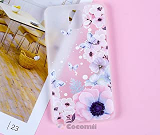 Cocomii Cute Armor Galaxy Note 3 Case New [Feels So Good in Hand] Pretty 3D Pattern Relief Silicone Shockproof Bumper [Slim] Full Body Cover for Samsung Galaxy Note 3 (C.Watercolor Butterflies)