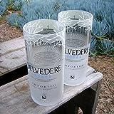 Belvedere Vodka rocce bicchieri da 2Great gift interior design