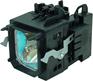 Lytio Premium for Sony XL-5100 TV Lamp with Housing F-9308-760-0 (Original Philips Bulb Inside)