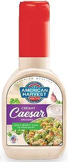 American Harvest Creamy Caesar Salad Dressing Sauce, 236 ml