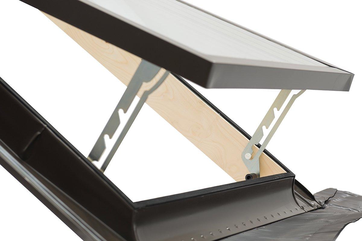 Tragaluz y ventana de tejado – Línea BEST Hoja basculante de ...