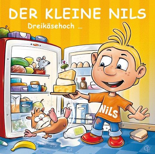Der kleine Nils. Dreikäsehoch Titelbild