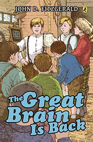 The Great Brain Is Back (English Edition)