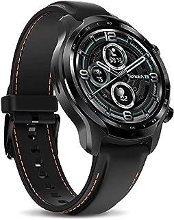 Ticwatch Pro 3 Smartwatch, mobiltelefonanslutning, Wear OS från Google 4100 Plattform, puls sömnspårning och NFC, IP68 flytdo
