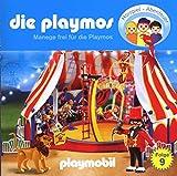 Manege Frei für die Playmos - CD9 (Playmobil)